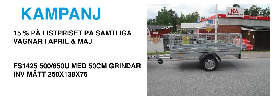 Begagnade släpvagnar jönköping